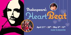 Shakespeare's Heartbeat | Heart of America Shakespeare Festival