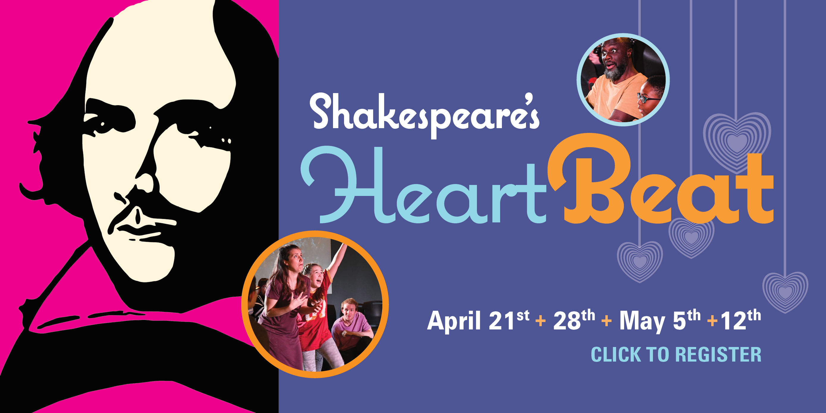 Shakespeare's Heartbeat | Heart of America Shakespeare Festival