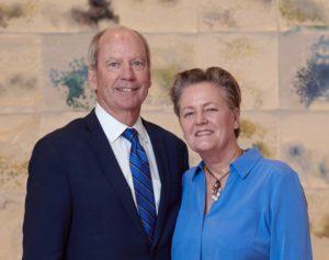 Honorary Chairmen, Jack and Karen Holland